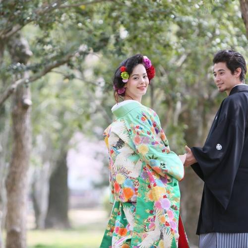 ☆2017年和装ブライダルキャンペーン3万円OFF☆