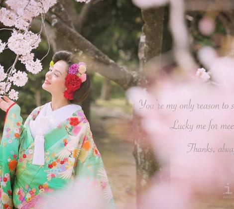 桜ロケシーズン突入しました🌸