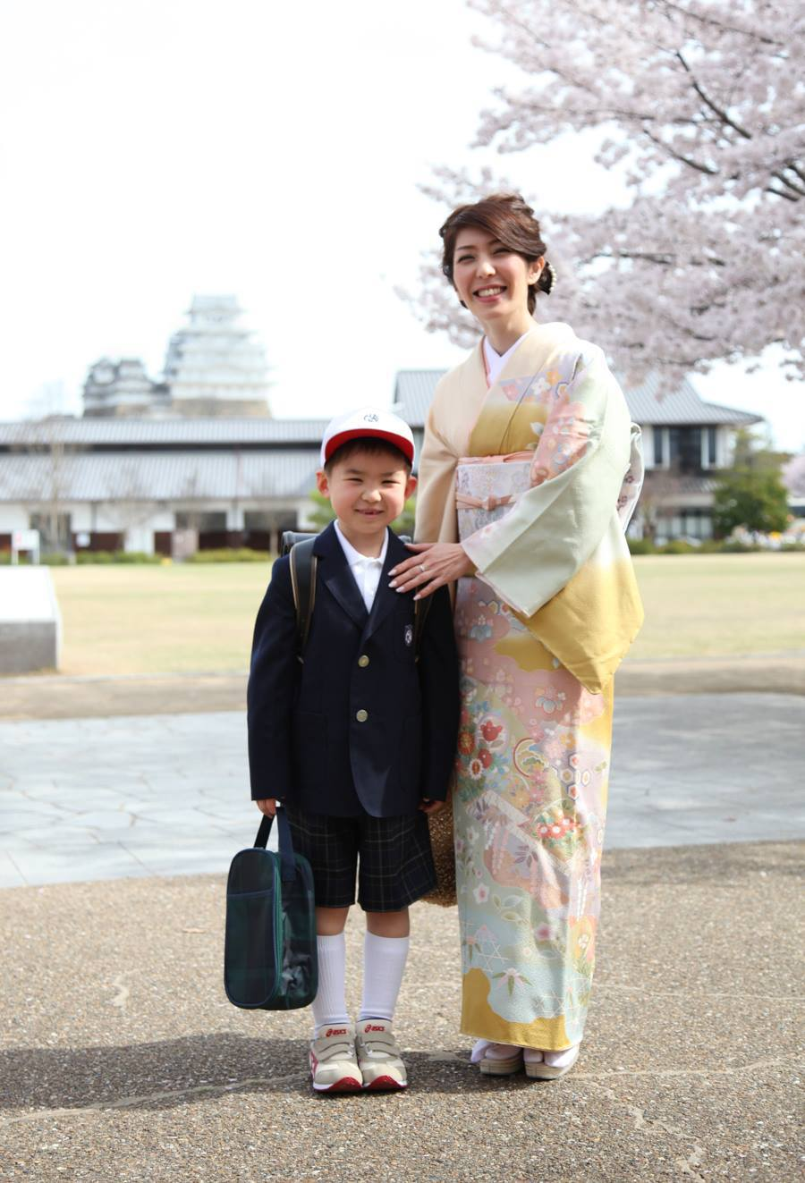 入園入学撮影・式典に~ママのフォーマル着物レンタル~