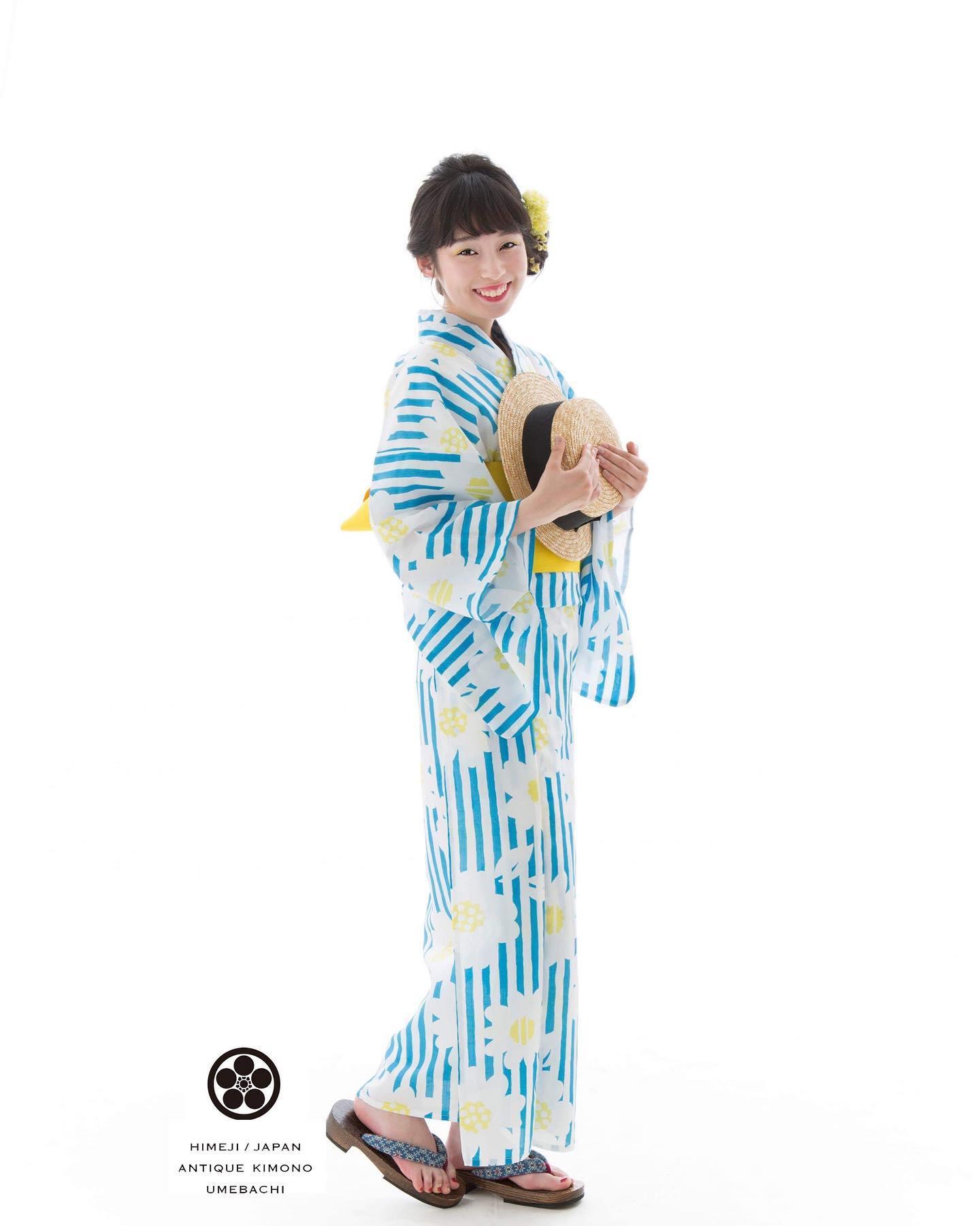 姉妹店「梅鉢」にてゆかたレンタル&ゆかた販売スタート♪